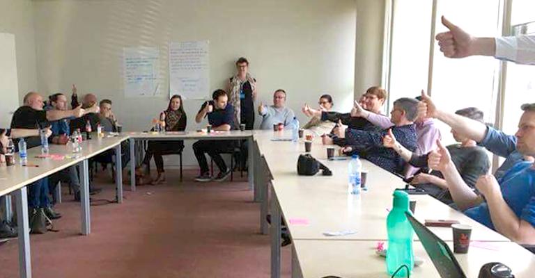 Participatory decision-making lab