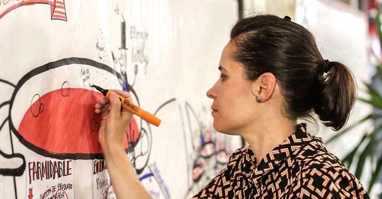 """Colaborando con """"S.O.P.A. Madrid"""" apoyando proyectos sociales"""