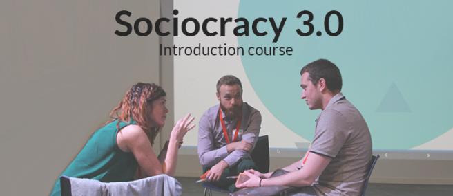 Sociocracy 3.0 training Madrid, 15-17th Mar 2019