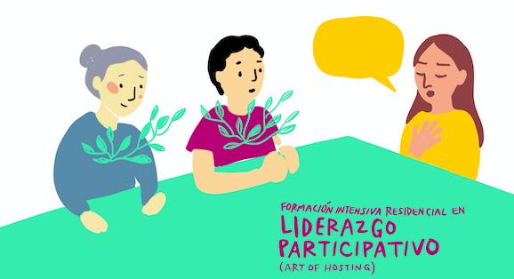 Formación de Liderazgo Participativo 30 Nov – 1 Dec
